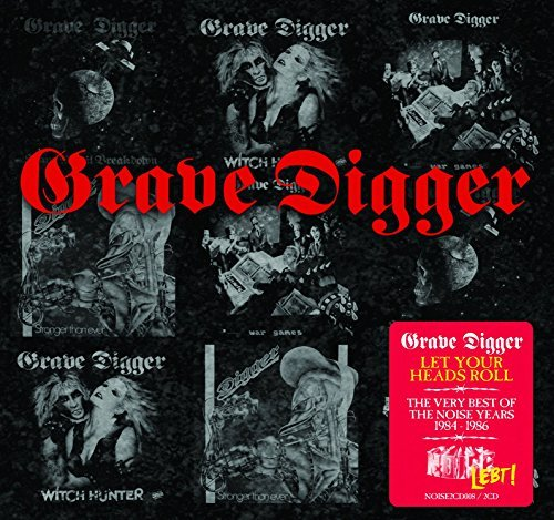 Grave Digger Let Your Heads Roll Very Best Import Gbr 2cd