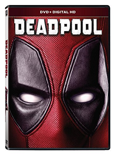 Deadpool Reynolds Baccrin Skrein DVD R
