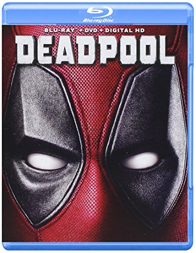 Deadpool Reynolds Baccrin Skrein Blu Ray Dc R