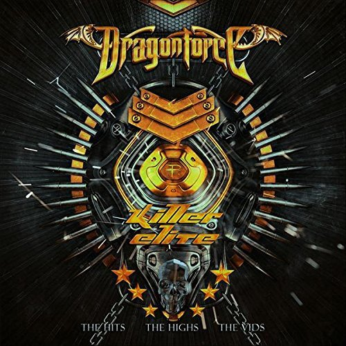 Dragonforce Killer Elite Incl. DVD