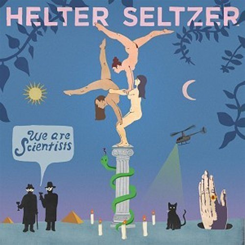 We Are Scientists Helter Seltzer Colored Vinyl