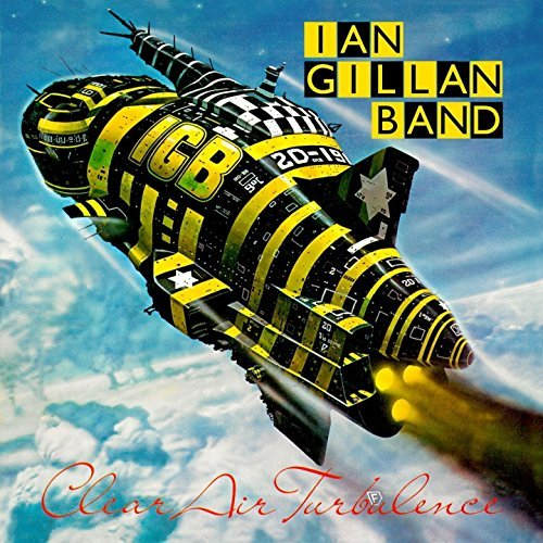 Ian Gillan Clear Air Turbulence