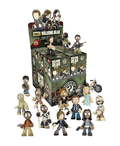 Mystery Minis Walking Dead Series 4