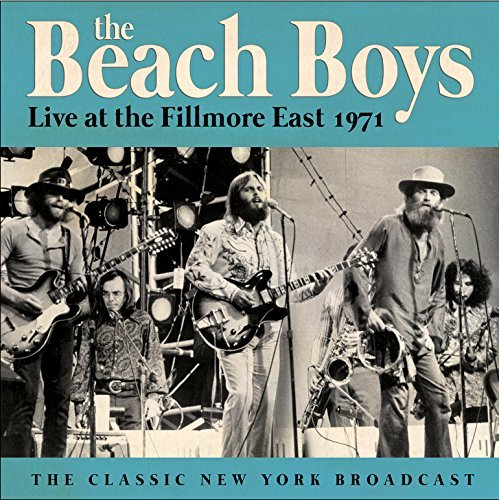 Beach Boys Live At The Fillmore East 1971