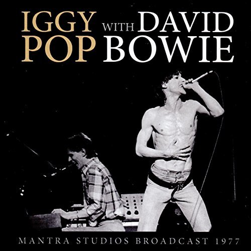Iggy Pop With David Bowie Mantra Studios Broadcast 1977