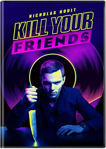 Kill Your Friends Hoult Conroy Corden DVD Nr