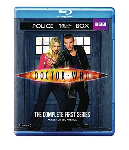 Doctor Who Series 1 Blu Ray