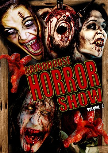 Grindhouse Horror Show Volume 2 DVD