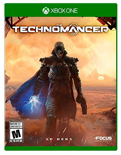 Xbox One Technomancer