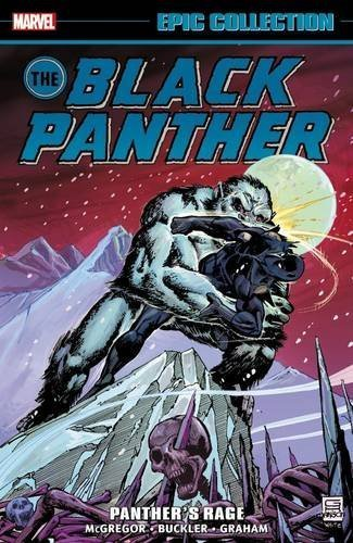 Don Mcgregor Black Panther Epic Collection Panther's Rage