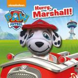 Parragon Books Ltd. Nickelodeon Paw Patrol Hurry Marshall! Finger Puppet Book