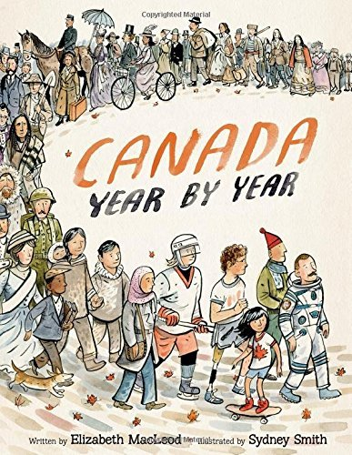 Elizabeth Macleod Canada Year By Year
