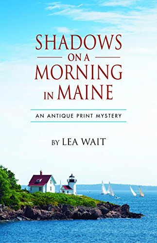 Lea Wait Shadows On A Morning In Maine