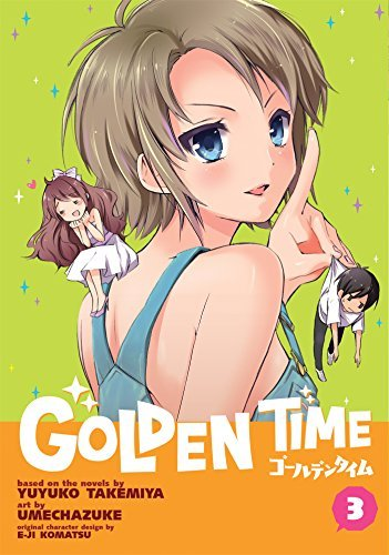 Yuyuko Takemiya Golden Time Vol. 3