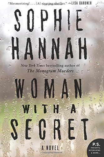 Sophie Hannah Woman With A Secret