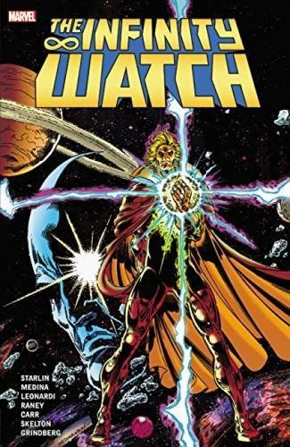 Jim Starlin Infinity Watch Volume 1