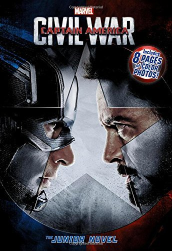 Marvel Marvel's Captain America Civil War The Junior Novel