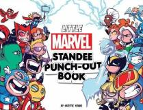 Skottie Young Little Marvel Standee Punch Out Book