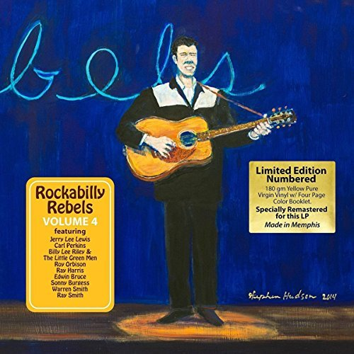 Various Artist Rockabilly Rebels 4