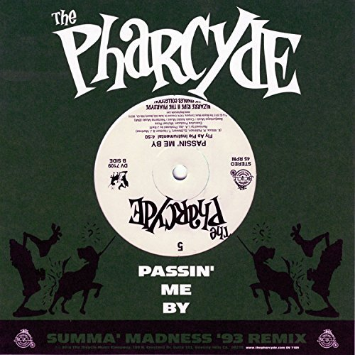 Pharcyde Passin' Me By (summa Madness E