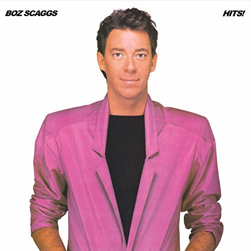 Boz Scaggs Hits 180 Gram Audiophile Clear Vinyl Limited Anniversary Edition Gatefold Cover