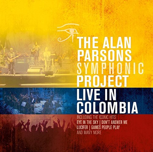 Alan Parsons Symphonic Project Live In Colombia