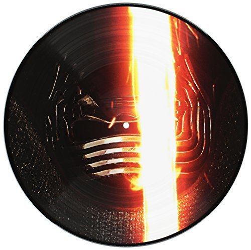 Soundtrack Star Wars The Force Awakens 2xlp Picture Disc Ltd. Ed.