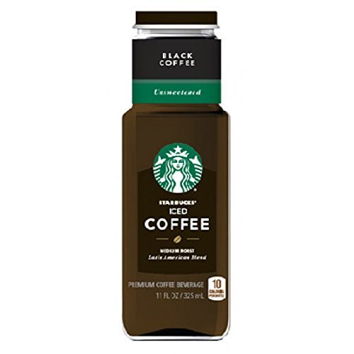 Beverage Iced Coffee Black Medium Roast