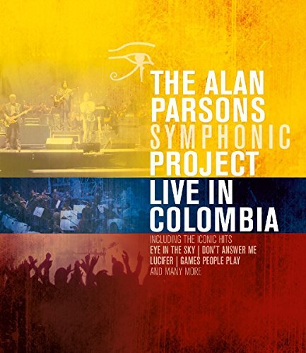Alan Symphonic Project Parsons Live In Columbia Import Gbr Explicit