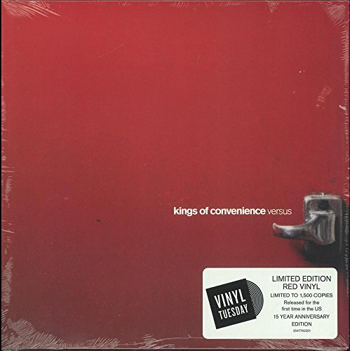 Kings Of Convenience Versus (red Vinyl)