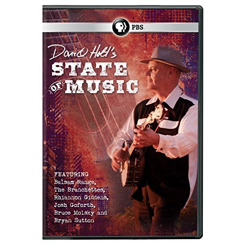 David Holt State Of Music Pbs DVD