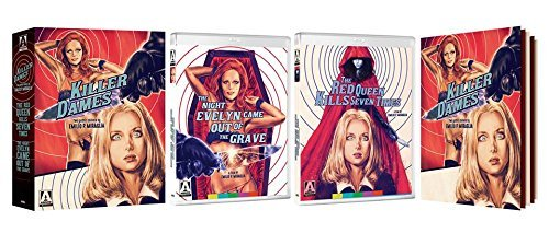 Killer Dames Two Gothic Chillers By Emilio P. Miraglia Killer Dames Two Gothic Chillers By Emilio P. Miraglia Blu Ray DVD Nr