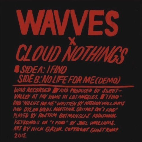 Wavves Cloud Nothings Wavves Cloud Nothings