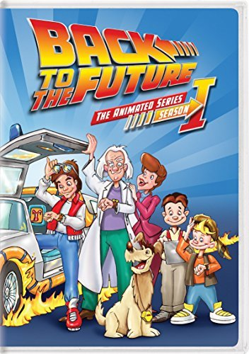 Back To The Future The Animated Series Season 1 DVD
