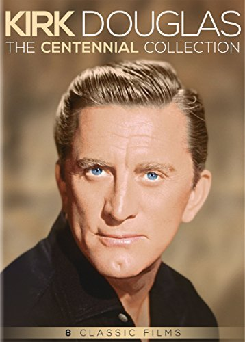 Kirk Douglas Centennial Collection DVD