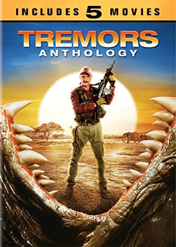 Tremors Anthology DVD