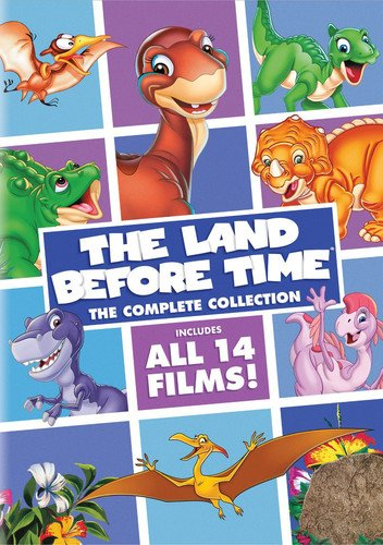 Land Before Time The Complete Collection DVD