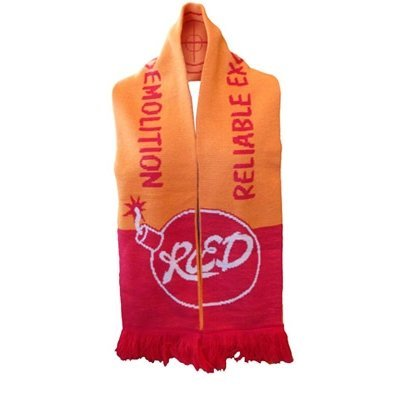 Team Fortress 2 Team Scarf Red