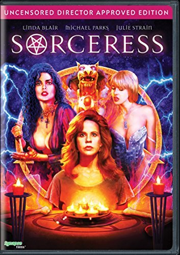 Sorceress Blaire Strain Parks DVD Unrated Adult Content