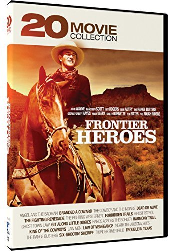 Frontier Heroes 20 Movie Collection