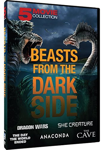 Beasts From The Darkside 5 Movie Collection DVD R
