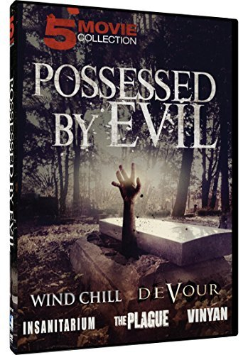 Possessed By Evil 5 Movie Collection DVD