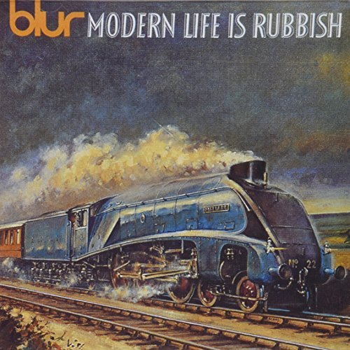 Blur Modern Life Is Rubbish