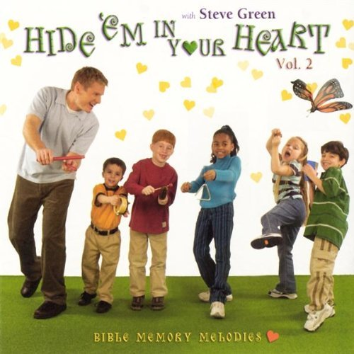 Steve Green Hide 'em In Your Heart Vol. 2