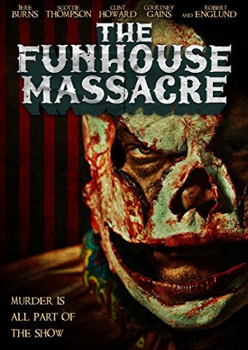 Funhouse Massacre Englund Burns Thompson Howard DVD Nr