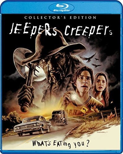 Jeepers Creepers Philips Long Breck Belcher Blu Ray R