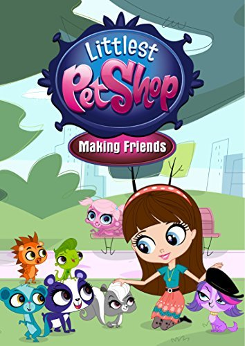Littlest Pet Shop Making Friends DVD