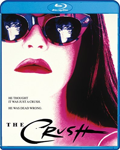 Crush Elwes Silverstone Blu Ray R