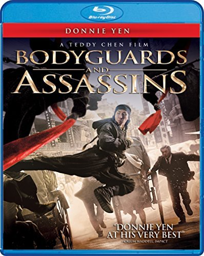 Bodyguards & Assassins Bodyguards & Assassins Blu Ray Nr