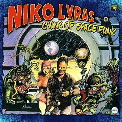 Niko Lyras Chunk Of Space Funk